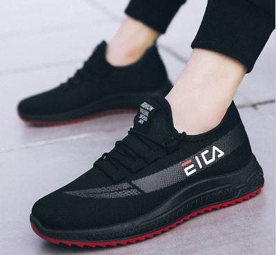 New Fashion Men/'s Breathable Sports Casual Athletic Sneakers Shoes Running Shoes