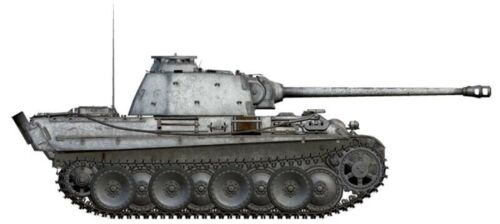 G WoT Italeri 1:35 Panther Ausf 36506