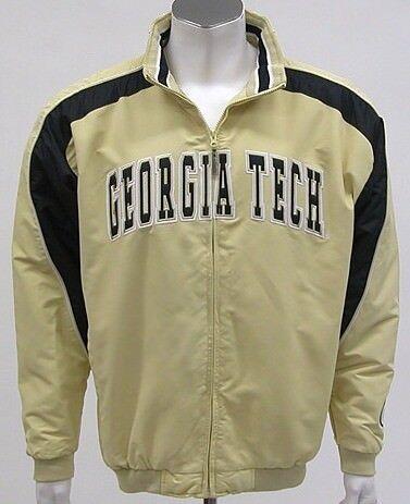 Georgia Tech Yellowjackets 2010 Element Full Zip Jacket