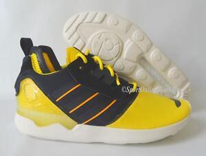 Details zu NEU adidas ZX 8000 Boost 38 23 Schuhe Sneaker ORIGINALS B26369 gelb schwarz TOP