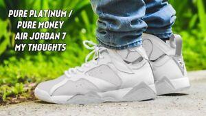 Air Jordan 7 Rétro Pure Money Size 8,5