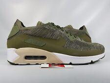 pretty nice 8abc1 21770 item 1 Nike Air Max 90 Ultra 2.0 Flyknit OLIVE GREEN WHITE BLACK ALL  875943-200 sz 10.5 -Nike Air Max 90 Ultra 2.0 Flyknit OLIVE GREEN WHITE  BLACK ALL ...