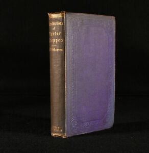 1863-Recollections-of-Tartar-Steppes-and-Their-Inhabitants-Lucy-Atkinson-1st-Sca