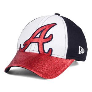 premium selection 8684a a74af Image is loading Atlanta-Braves-New-Era-MLB-Kid-039-s-