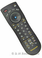 Panasonic Eur7613z40 Remote Control For Many 2002-03 Digital Tvs - Us Seller