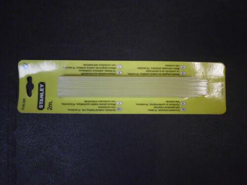 Stanley 35-320 Massstab Glasfaser 2 m x 15 mm  Maßstab Zollstock 0-35-320