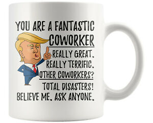 Funny Fantastic Coworker Coffee Mug