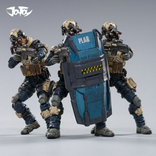 GI acide Joytoy Joy Jouet Guerre Étoiles Starhawk 8th Armée Indigo 1//18 Figure B uniquement