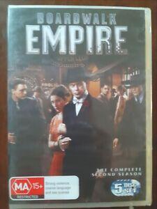 Boardwalk-Empire-Season-2-5-DVD-Set-Region-4-BRAND-NEW-amp-SEALED
