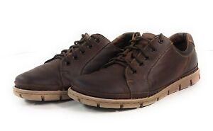 Born-Salem-Leather-Lace-Up-Shoes-Mens-US-11-5-EUR-44-5-Brown-Casual