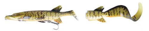 Spinnköder Savage Gear 3D Hybrid Pike Kunstköder zum Spinnfischen Hechtköder
