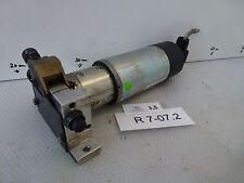 Dunkermotoren GR63X55 + Planetengetriebe PLG52 i=8:1 + Vorschubgerät für Schweiß