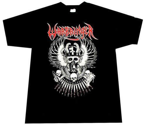 Warbringer Pentagram Tour Without End Thrash Metal Shirt badhabitmerch SML-2XL