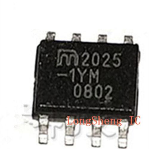 5PCS MIC2025-1YM TR IC DISTRIBUTION SW SGL 8-SOIC MIC2025-1YMTR 2025 MIC2025