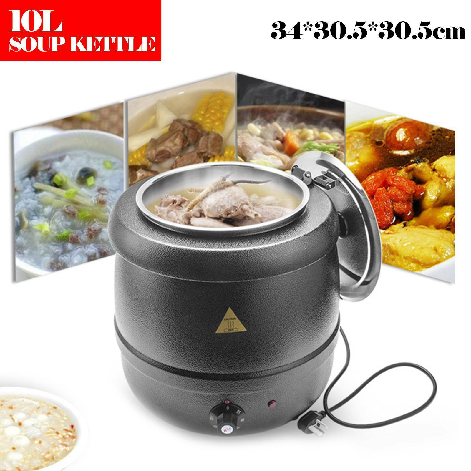 Zodiac Sunnex Electric Soup Kettle 10