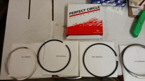 855 SERIES CUMMINS PISTON RING SINGLE S41313 PERFECT CIRCLE 5 1//2 BORE