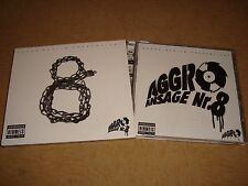 AGGRO BERLIN - Aggro Ansage 8  (SIDO FLER B-TIGHT GODSILLA TONI D KITTY KAT)