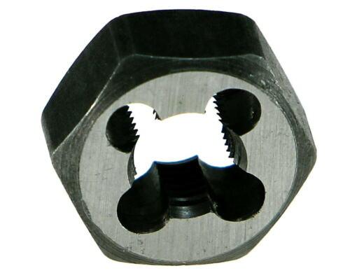 336E140B 14mm-2.0 Drillco Cutting Tools Carbon Hex Re-Thread Dies