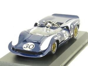 Mejores-modelos-diecast-9189-Lola-T70-Spyder-Bridgehampton-1966-1-escala-43-En-Caja