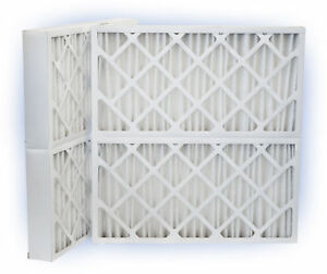 30x31-1//2x4 Actual Size PowerGuard Pleated Panel Filter MERV 11 2-Pack