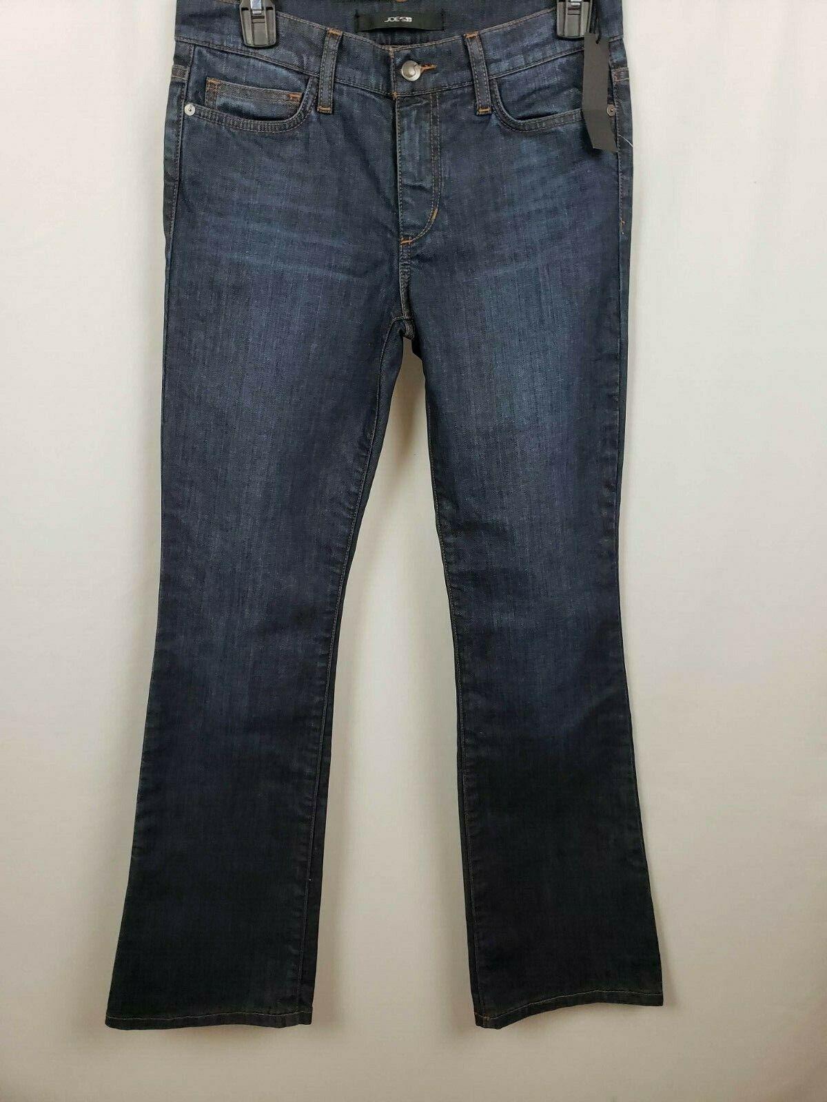 Joe's Veronica Women's Provocateur Petite Fit Dark Denim bluee Jeans Size 26 New