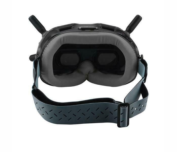 Adjustable Head Band for DJI FPV Goggle V2 (Type 1) #FP-HB03 GREY COLOUR