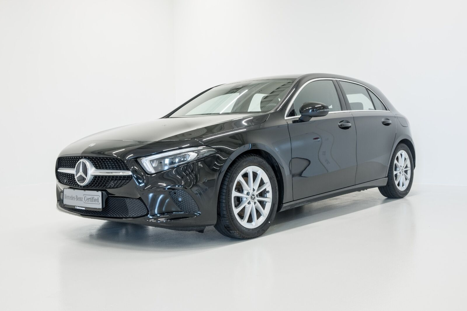 Mercedes A180 d 1,5 Business Progressive Line aut. 5d - 319.900 kr.