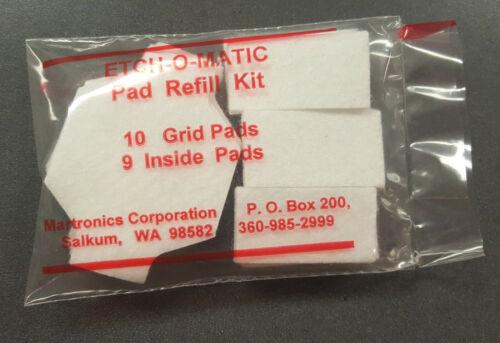 Etch-O-Matic Refill Supply Kit Bundle