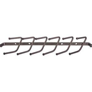 Oil-Rubbed-Bronze-11-034-Screw-Mounted-Tie-Rack