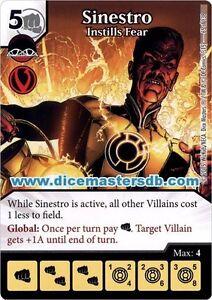 Sinestro-Instills-Fear-65-Justice-League-Dc-Dice-Masters