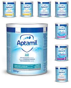 Aptamil Allergy Care, Lactose Free,Prosyneo HA 1 HA 2 Comfort 1 2 Lactofidus, AR
