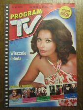 PROGRAM TV 25 (19/6/99) SOPHIA LOREN