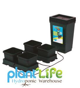 Details about Autopot 4 Pot Grow System Kit Complete With 47 Litre Tank  Hydroponics Auto Topup