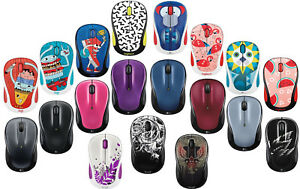 Details about Logitech M325 and M325c Wireless Mouse in Multi-colors  (Red,Blue,Dark, Black   )
