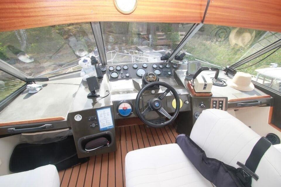 Fjord 1001 CB, Motorbåd, årg. 1984