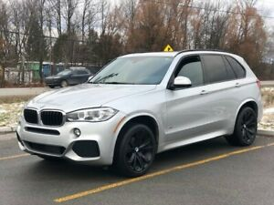 2015 BMW X5 35i M-Package $30,500 ($520/Mth Finance)