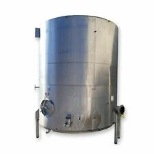 Used 3800 Gallon Stainless Steel Side Entry Mix Tank