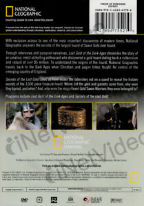 LOST-GOLD-OF-THE-DARK-AGES-NATIONAL-GEOGRAPHIC-DVD