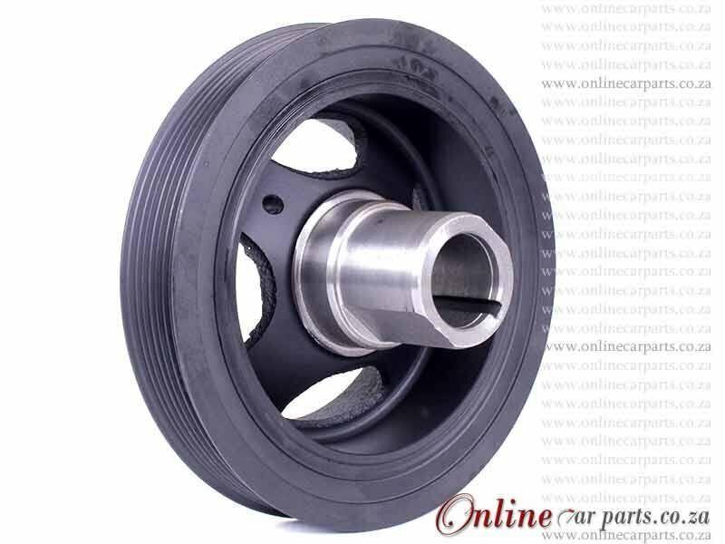 Nissan Navara Pathfinder 2.5 dCi YD25 YD25DDTi 2005- Crankshaft Vibration Damper Pulley