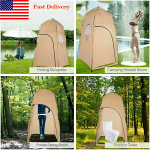 Portable-Privacy-Tent-Outdoor-Camp-Changing-Fitting-Room-Bath-Shower-Toilet-R3Y4