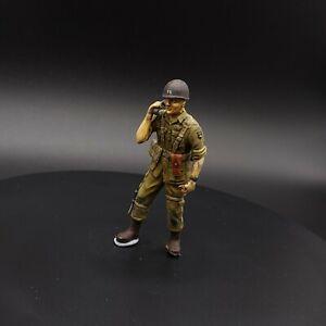 Painted-1-35-Us-Airborne-Officer-Italieri-1-35-ww2
