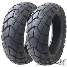 Neumáticos set Deestone d809 120/70-12 + 130/70-12 aprilia atu cpi Kymco Keeway gy6