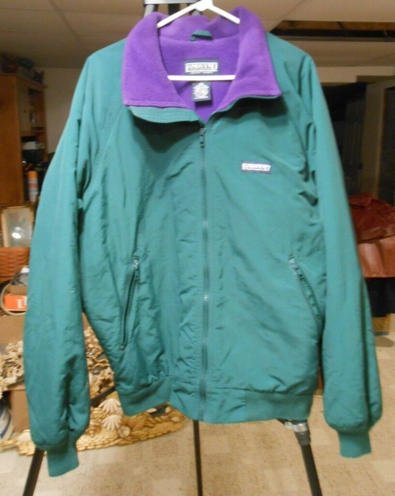 Land's End Squall coat size Large, nice