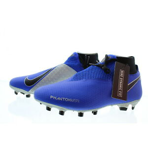8a7a060ca Nike Mens A03266 400 Phantom Vision Pro Dynamic Fit FG Soccer Cleats ...