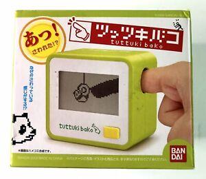 2008 Tuttuki Bako Virtual Finger Interactive Game Handheld Clock Bandai WORKING