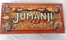 Jumanji Board Game Milton Bradley 4407 Very Good Condition Complete