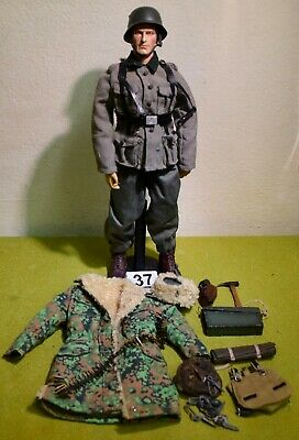 In The Past Toys 1//6 scale WWII Toy German black socks