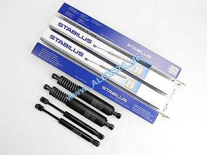 4x-STABILUS-LIFT-O-MAT-LIFTER-GAS-SPRING-Tailgate-Damper-Porsche-Cayenne-034403