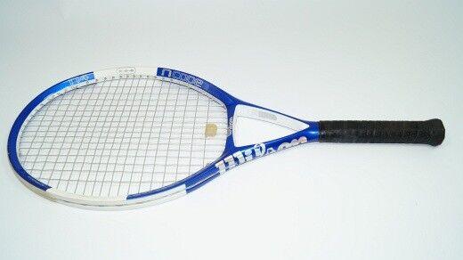 Wilson nCode  n4 raqueta de tenis l3 Strung n código Racket overTalla 255g Lite os 111  tienda hace compras y ventas