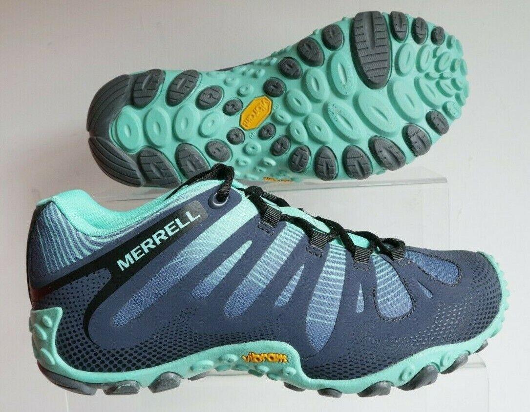 Merrell Para Mujer Damas Camaleón II Flux para senderismo y atletismo Entrenador Zapatos 4.5